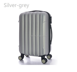spinner caster ABS lightweight luggage trolley case 3 pieces set suitcases