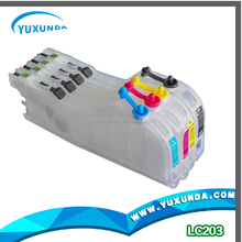 High quality LC669XL LC665XL ink cartridge for brother mfc-j2320 j2720