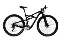 Dual suspension mountain 29ER bike carbon frame/Full suspension MTB 29ER frame