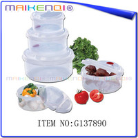New Style Factory Directly Provide Heat Resistant Food Container
