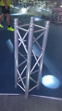 aluminum 12*12 inch spigot square truss hanging lighting