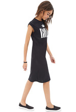 custom summer t shirt girl dress