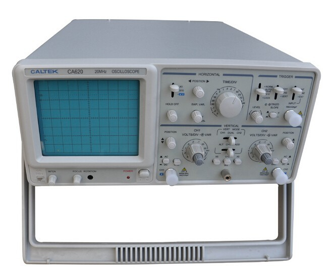 Function Generator And Oscilloscope : Digital oscilloscope function generator ca