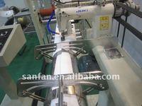 Three needle JUKI sewing machine