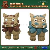 OEM decorative Taiwan Kinmen lion sculpture souvenir