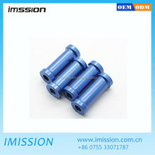 High quality custom made Aluminum transmission parts with drawings