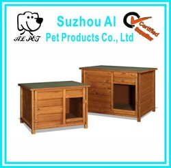 New Custom Wooden Dog Kennel