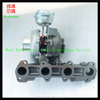 new style ! GT1749MV turbocharger 767835-5001/767835-5001S turbo charger for Opel Astra H 1.9 CDTI engine parts