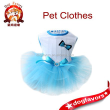 Pet dog dress princess dress summer new foreign trade on behalf of a fashion style factory outlets