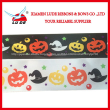 2015 Halloween Printed ribbon Wholesale