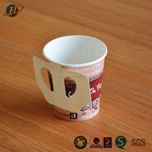 Wholesale 6oz disposable paper coffee cups with handles with high quality