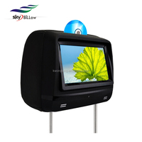7inch tft lcd monitor headrest dvd player for vw car