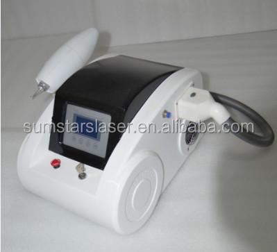 q switched nd laser yag d tatouage sourcils tous les ges limination des taches appareils. Black Bedroom Furniture Sets. Home Design Ideas