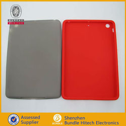 protective rubber cover cases for ipad mini , free sample available