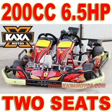 200cc 6.5HP Two Seat Go Kart
