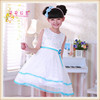 Girls Frock Dresses ,Kids Clothes 2015 Cute Dress Spring Girls Dress Wholesale