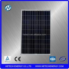 Multicrystalline solar panel 100 watt from alibaba China