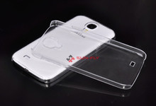 3D Sublimation Transparent phone case for Samsung s4 Galaxy s4 Personalizedcell phone case for galaxy s4