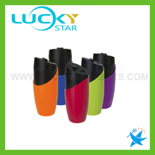 Plastic drinking bottle for car unique products to sell personalized beer cup