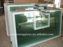 Big size and small size harding glass basketball backboard