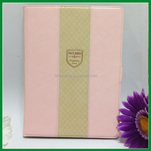 PU Flip Leather case cover with standing function for apple ipad air / ipad 5 leather cover