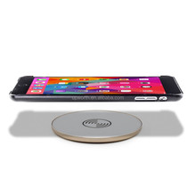 2016 wireless technology wireless charging pad coil receiver case for ipad
