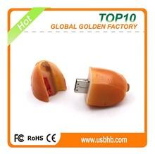 Promotional items cheap PVC Hotdog usb memory stick bulk buy from china