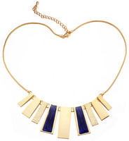 2015 beautiful design cheap chunky necklaces for women