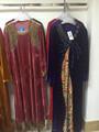 La alta calidad de terciopelo fr túnica árabe