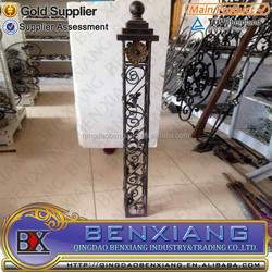 wrought iron fence design new products iron fence poles steel fence post metal fence post