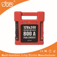 cars accessories diesel engine parts 24000 mAh 800 amp high power jump starter for 12v & 24v vehicles also for Japan and Korea
