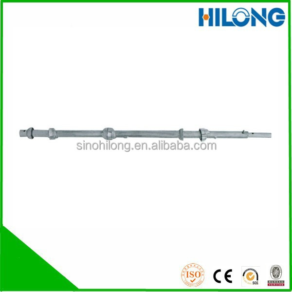 Scaffolding Parts And Terms : Galvanized scaffolding parts cuplock standard vertical