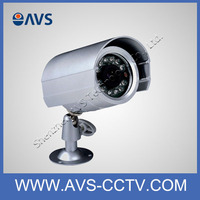 Small cheap waterproof 600tvl security bullet camera easy to install