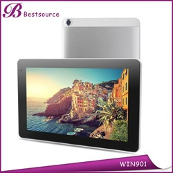 High quality 1280*800 Quad-core 1.33GHz 1G+8G wifi camera BT GPS 9inch tablet