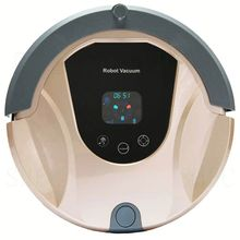 Robot Vacuum Cleaner wet & dry vacuum cleaner/russian/moscow/fan