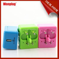 Wonplug Mini all in one plastic roll plugs with LED Light