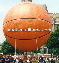 15' Giant Basketball Balloons