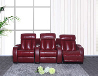 top leather home theatre cinema live room furniture