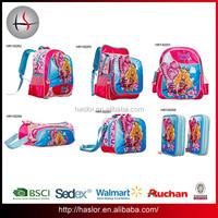Fashionable new design child school bag for girls