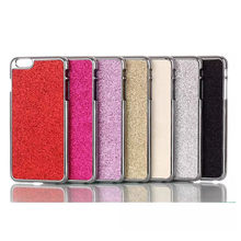 2015 top selling mobile phone glitter case for iphone 6, cover for Apple iphone 6 case wholesale