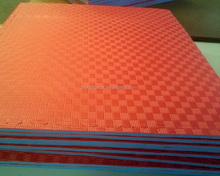 High Density Japanese aikido judo tatami puzzle interlocking mat