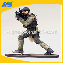 plastic toy soldiers/ cheap PVC customized toys/ kids toys