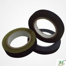 Coil Wrapping Acetate Cloth Insulation Black Adhesive Tapes