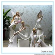 Fashion Table Decoration Wedding Souvenir Resin Crafts