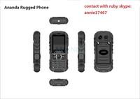 Hot sale 2015 IP68 MTK6261 176x220pixels Dual sim GSM 2inch mini rugged phone DK10