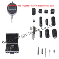 common rail injector valve measuring tool ,fuel injector tester
