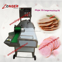 Automatic Cooked Meat Slicer|Commercial Ham Slicing Machine