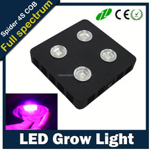 winter vegetable planting 4x108w cob 11 band led grow light