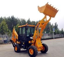 manufacturer price mini backhoe loader for sale
