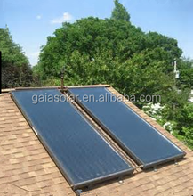 Low price hot water heater system flat plate solar collector